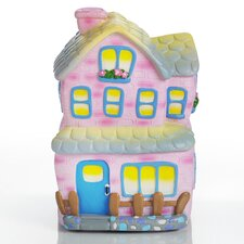 Glow Anywhere LED Cottage Statue