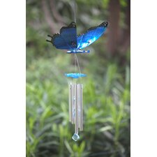WindyWings Butterfly Wind Chime