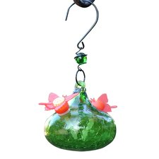 Tier Drop Shape Hummingbird Feeder