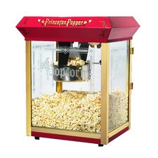 Princeton 8 Ounce Bar Style Antique Popcorn Machine