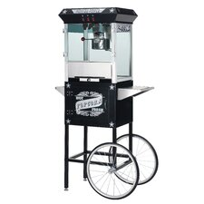 <strong>Great Northern Popcorn</strong> Paducah 8 Ounce Antique Popcorn Machine with Cart