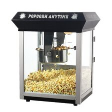 Popcorn Anytime 8 Ounce Popcorn Machine