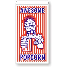 Movie Theater Popcorn Bags (Set of 200)