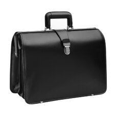 J & M Lawyer's Laptop Briefcase