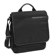 Dividends Nylon Netbook Messenger Bag