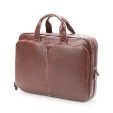 J & M Slimline Laptop Briefcase