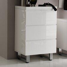 Garderobenkommode Sydney mit 3 Schubladen