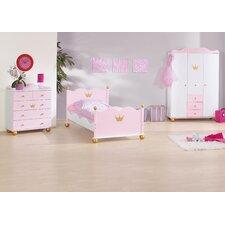 """3-tlg. Schlafzimmerset """"Prinzessin Karolin"""""""