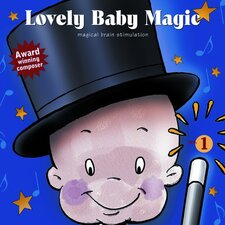 <strong>Lovely Baby Music</strong> Lovely Baby Magic CD No.1