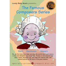 Famous Composers CD (Set of 3)