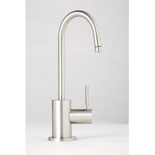 <strong>Waterstone</strong> Parche One Handle Single Hole Hot Water Dispenser Faucet with Lever Handle