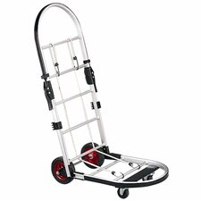 "Portable Platform Cart, Open Dim 14-1/2""x26""x38-1/4"""