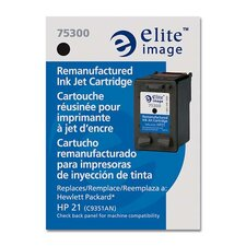 Ink Cartridge, 190 Page Yield, Black