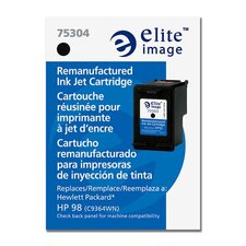 Ink Cartridge, 400 Page Yield, Black