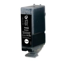 Replacement Ink Cartridge, PGI-5BK, 500/EA, Black