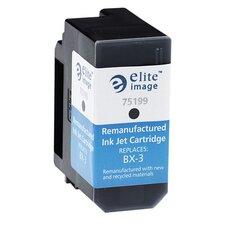 Inkjet Printer Cartridge, 550 Page Yield, Black