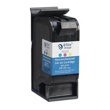 Inkjet Cartridge, 690 Page Yield, Tricolor