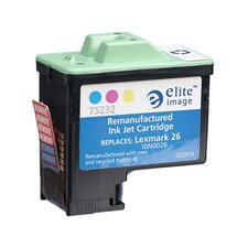 Inkjet Cartridge, For X75, 275 Page Yield, Color