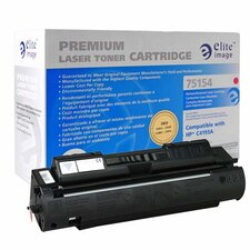 Remanufactured Laser Toner Cartridge, 6000 Page Yield, YW