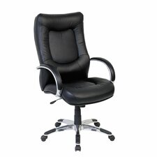 Stonebridge High-Back Executive Chair with Arms
