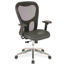 <strong>Lorell</strong> High-Back Executive Office Chair with Arms