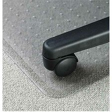 <strong>Lorell</strong> Economy Weight Beveled Edge Chair Mat