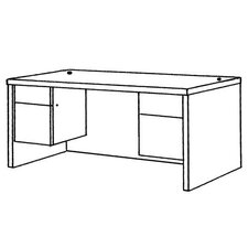 Lorell 68000 Series Furniture Ensemble