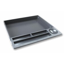 "Durable Steel 42"" W x 24"" D Desk Drawer"