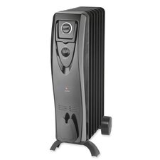 <strong>Lorell</strong> 1,500 Watt Oil-Filled Radiator Space Heater