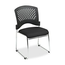 <strong>Lorell</strong> Mesh Stackable Chairs