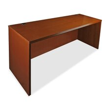 "<strong>Lorell</strong> 88000 Series, 60"" Rectangular Desk, Cherry"