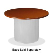 "88000 Series 42"" Round Table Top, Cherry"