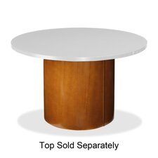 <strong>Lorell</strong> 88000 Series Table Base, Cherry