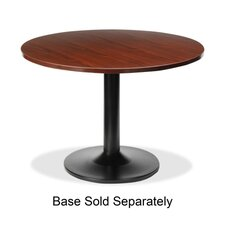 "87000 Series 48"" Conference Table Top, Mahogany"