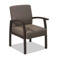 Lorell Deluxe Guest Chairs, Taupe