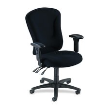 Lorell Accord Series Managerial Task Chair