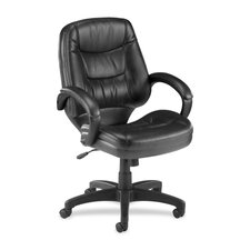 <strong>Lorell</strong> Managerial Mid-Back Chair