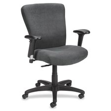 <strong>Lorell</strong> Mid-Back Executive Chair