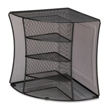 Mesh Corner Desktop Organizer