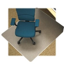 <strong>Lorell</strong> Low Pile Carpet Beveled Edge Chair Mat