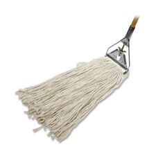 Cotton Wet Mop w/Handle