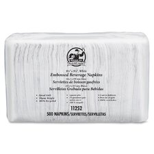 Beverage Napkins (500 Pack)