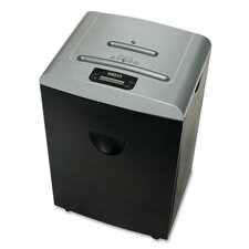 Compucessory 10 Sheet Micro-Cut Shredder, Graphite