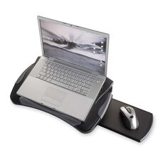<strong>Compucessory</strong> Compucessory Multifunction Laptop Workstation, Charcoal gray