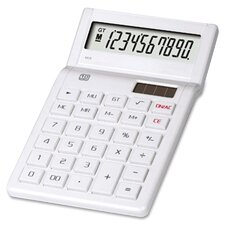 <strong>Compucessory</strong> 10-Digit Tilt Head Handheld Calculator