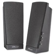 Flat Panel Speaker System