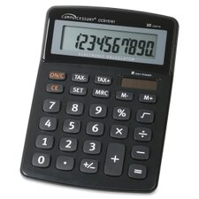 <strong>Compucessory</strong> 10-Digit Handheld Calculator