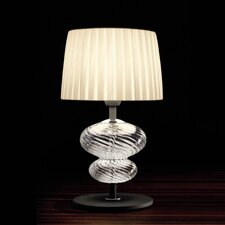 "Musa CO 12.63"" H Table Lamp with Empire Shade"