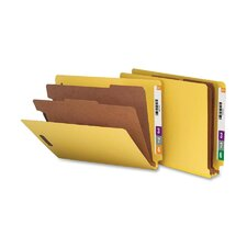 End Tab Classification Folder (10 Pack)