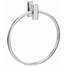"<strong>Alno Inc</strong> Arch 7"" Towel Ring"